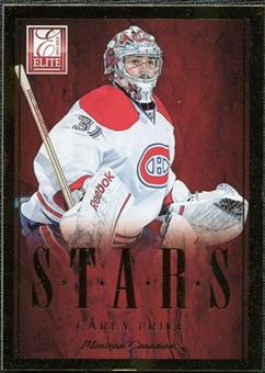 2011/12 Panini Elite Stars #9 Carey Price