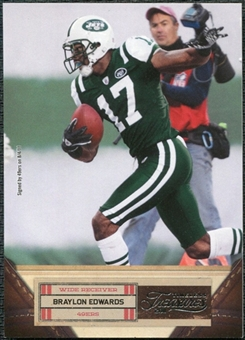 2011 Panini Timeless Treasures #11 Braylon Edwards /499
