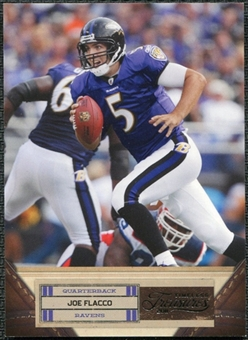 2011 Panini Timeless Treasures #44 Joe Flacco /499