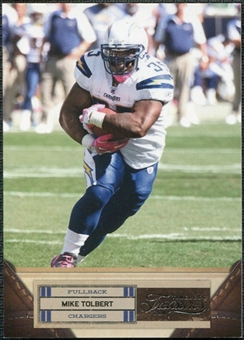 2011 Panini Timeless Treasures #70 Mike Tolbert /499
