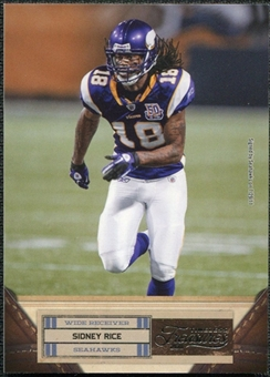 2011 Panini Timeless Treasures #90 Sidney Rice /499