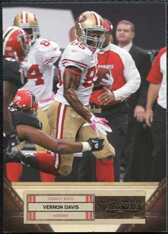 2011 Panini Timeless Treasures #98 Vernon Davis /499