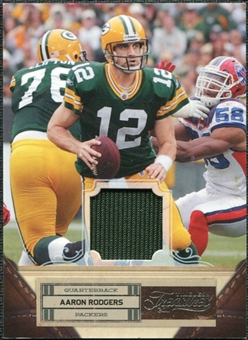 2011 Panini Timeless Treasures Jerseys #1 Aaron Rodgers /250