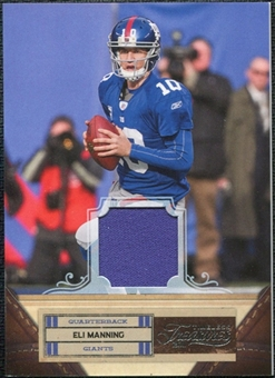2011 Panini Timeless Treasures Jerseys #32 Eli Manning /250