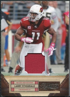2011 Panini Timeless Treasures Jerseys #54 Larry Fitzgerald /99