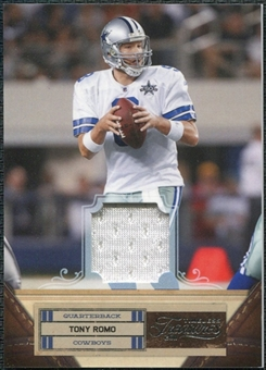 2011 Panini Timeless Treasures Jerseys #97 Tony Romo /250