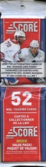 2010/11 Score Hockey Value Pack Lot (24 Fat Packs!)