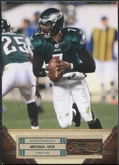 2011 Panini Timeless Treasures Gold #69 Michael Vick /49
