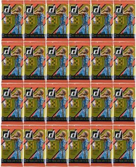 2015/16 Panini Donruss Basketball Retail Pack (Lot of 24)