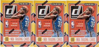 2015/16 Panini Donruss Basketball 11-Pack Box (Lot of 3)