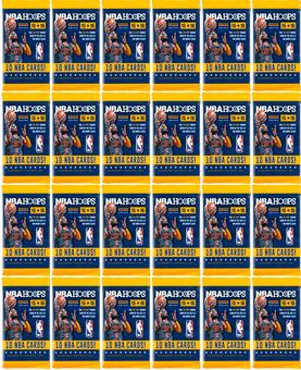 2015/16 Panini Hoops Basketball Retail Pack (Lot of 24)
