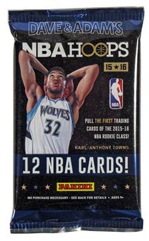 2015/16 Panini Hoops Basketball Hobby Pack