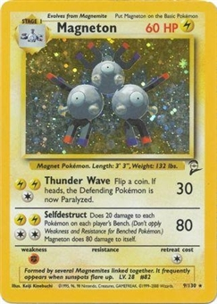 Pokemon Base Set 2 Single Magneton 9/130