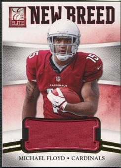 2012 Panini Elite New Breed Jerseys #6 Michael Floyd /299