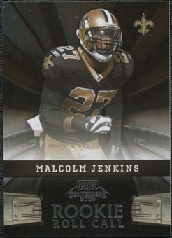 2009 Panini Playoff Contenders Rookie Roll Call #6 Malcolm Jenkins