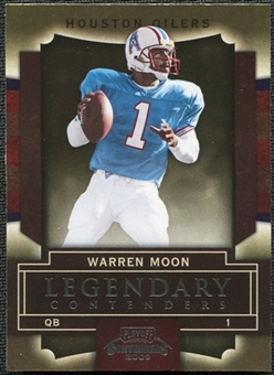 2009 Panini Playoff Contenders Legendary Contenders #82 Warren Moon
