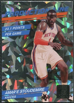2010/11 Panini Donruss Production Line #10 Amare Stoudemire /999