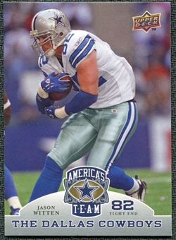 2009 Upper Deck America's Team #51 Jason Witten