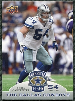 2009 Upper Deck America's Team #59 Bobby Carpenter