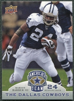 2009 Upper Deck America's Team #65 Marion Barber