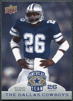 2009 Upper Deck America's Team #69 Michael Downs