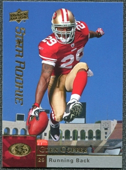 2009 Upper Deck #207 Glen Coffee
