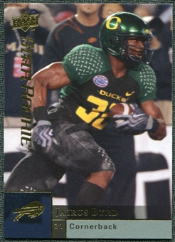 2009 Upper Deck #208 Jairus Byrd