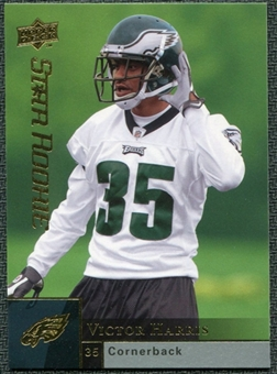 2009 Upper Deck #210 Victor Harris