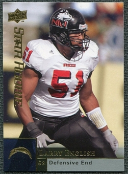 2009 Upper Deck #226 Larry English