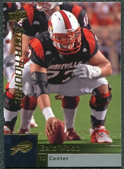 2009 Upper Deck #228 Eric Wood