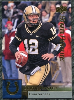 2009 Upper Deck #242 Curtis Painter RC