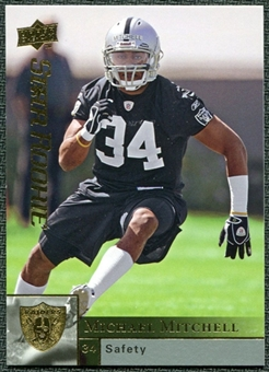 2009 Upper Deck #255 Michael Mitchell
