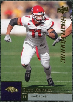 2009 Upper Deck #259 Paul Kruger