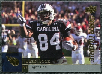 2009 Upper Deck #265 Jared Cook