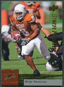 2009 Upper Deck #267 Quan Cosby RC