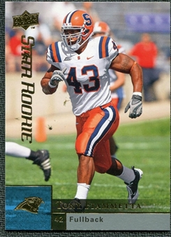 2009 Upper Deck #274 Tony Fiammetta
