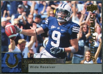 2009 Upper Deck #277 Austin Collie