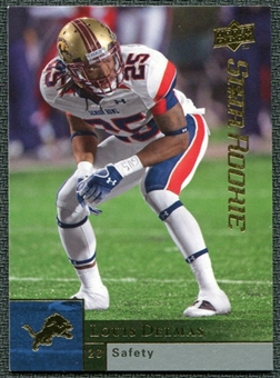 2009 Upper Deck #280 Louis Delmas