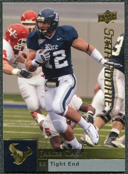 2009 Upper Deck #293 James Casey