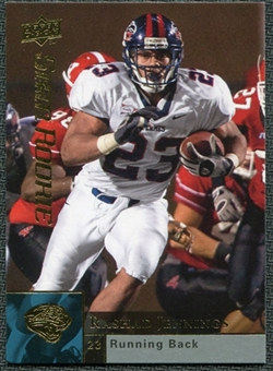2009 Upper Deck #294 Rashad Jennings