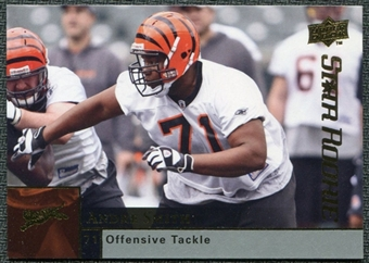 2009 Upper Deck #301 Andre Smith