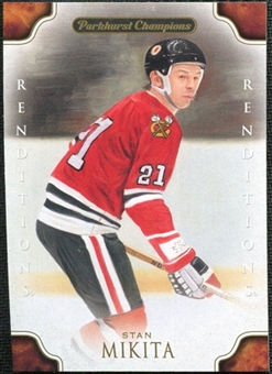 2011/12 Upper Deck Parkhurst Champions #139 Stan Mikita Renditions