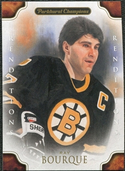 2011/12 Upper Deck Parkhurst Champions #143 Ray Bourque Renditions