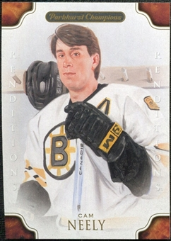 2011/12 Upper Deck Parkhurst Champions #145 Cam Neely Renditions