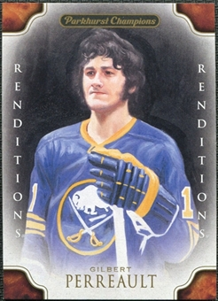 2011/12 Upper Deck Parkhurst Champions #150 Gilbert Perreault Reditions