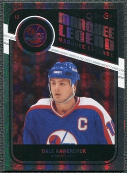2011/12 Upper Deck O-Pee-Chee Rainbow #501 Dale Hawerchuk Legends