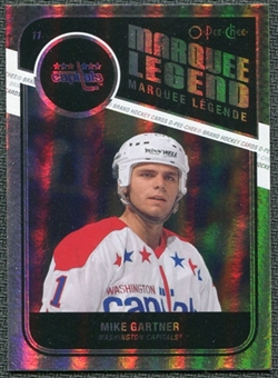2011/12 Upper Deck O-Pee-Chee Rainbow #502 Mike Gartner Legends