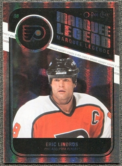 2011/12 Upper Deck O-Pee-Chee Rainbow #509 Eric Lindros Legends