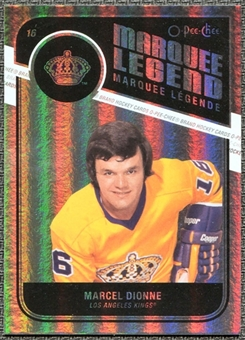 2011/12 Upper Deck O-Pee-Chee Rainbow #526 Marcel Dionne Legends