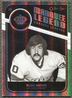 2011/12 Upper Deck O-Pee-Chee Rainbow #527 Rogie Vachon Legends